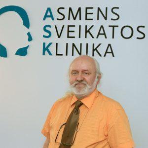 Gintaras Rudzevičius psichiatras